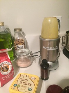I like using the Nutribullet but...